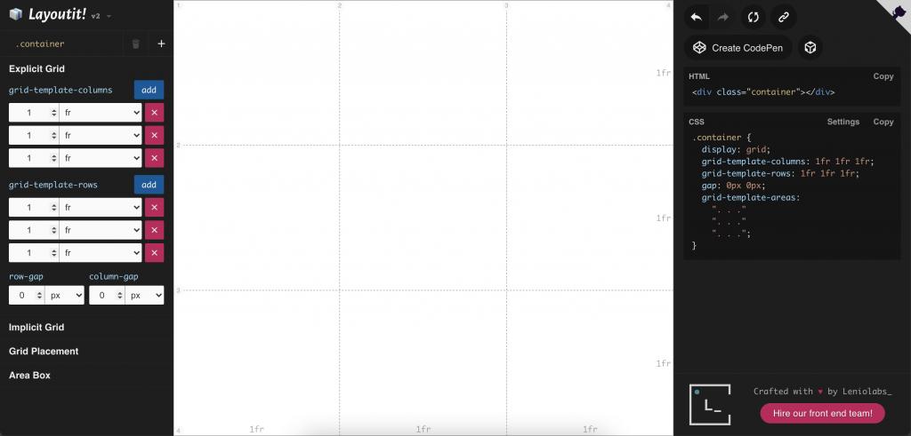 grid.layoutit.com